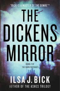 DICKENS MIRROR COVER